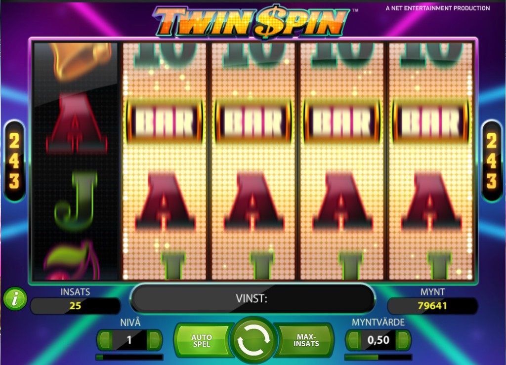 TwinSpin9