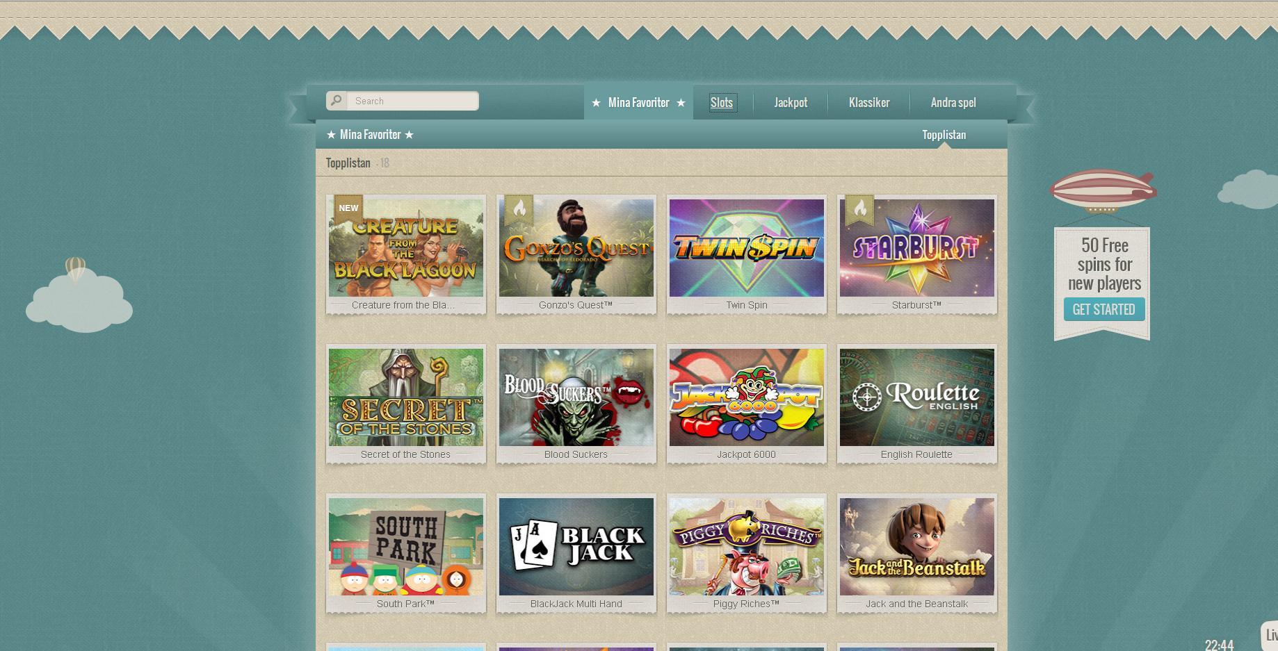 Spela Casino | 4.000 kr VÄLKOMSTBONUS | Casino.com