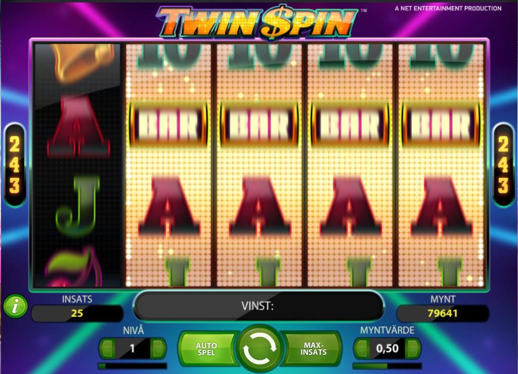 TwinSpin9