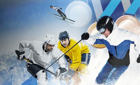 Sverigekronan casino vinter race kampanj bonus